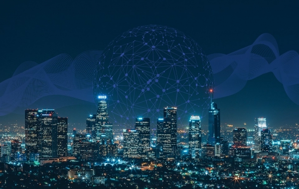 삼성SDS와 LG CNS 등 IT업계에 '스마트 시티' 바람이 거센 가운데 그 이유에 업계의 귀추가 쏠린다. ⓒpixabay